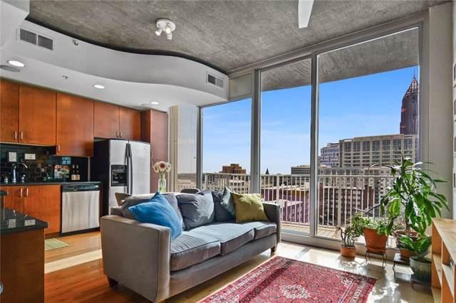 860 Peachtree Street NE #1016, Atlanta, GA 30308 (MLS #6668798) :: RE/MAX Paramount Properties