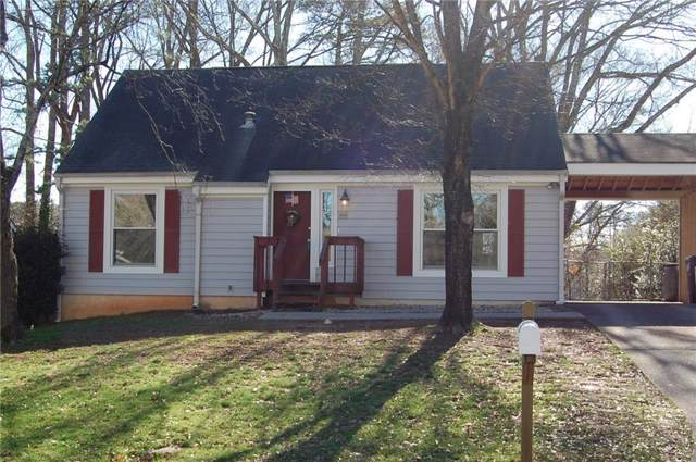3400 Timbercreek Drive, Lawrenceville, GA 30044 (MLS #6668825) :: North Atlanta Home Team
