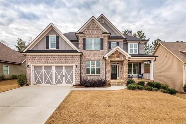 1352 Double Branches Lane, Dallas, GA 30132 (MLS #6668835) :: RE/MAX Prestige