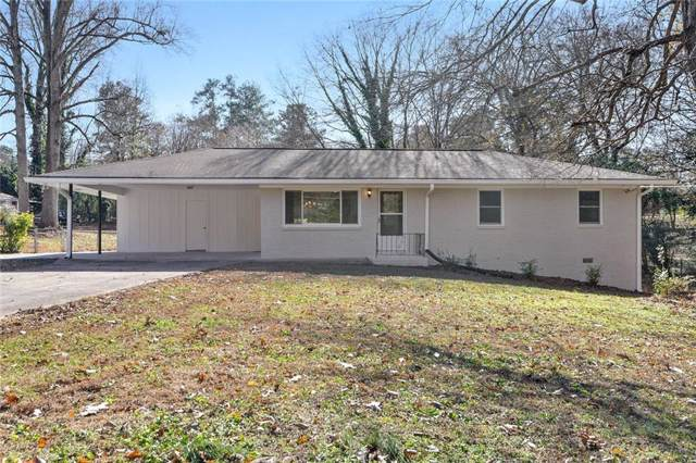 1143 Luther Drive SW, Mableton, GA 30126 (MLS #6668845) :: Kennesaw Life Real Estate
