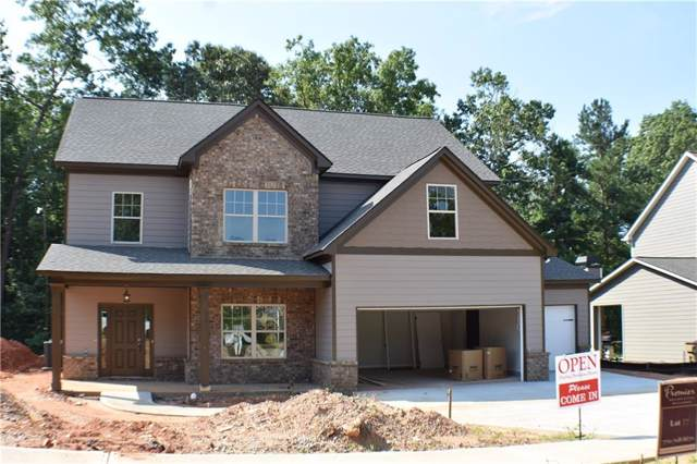 6607 Blue Cove Drive, Flowery Branch, GA 30542 (MLS #6668866) :: RE/MAX Paramount Properties