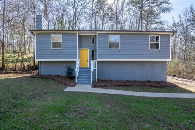 6165 Queens Road, Douglasville, GA 30135 (MLS #6668875) :: The Cowan Connection Team