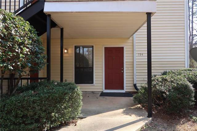 794 Windchase Lane, Stone Mountain, GA 30083 (MLS #6668878) :: RE/MAX Prestige