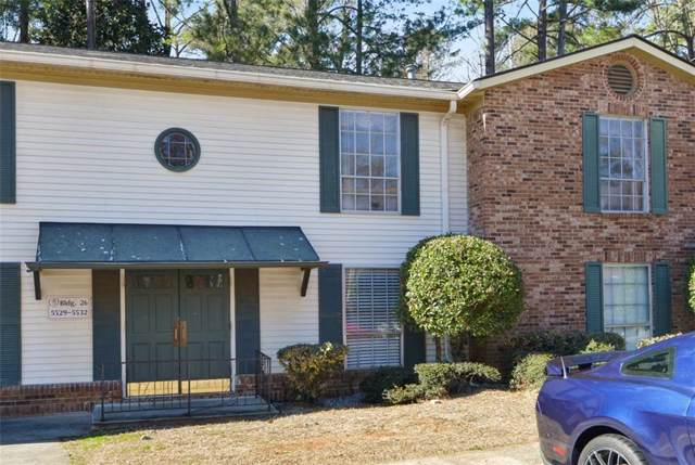5531 Kingsport Drive, Sandy Springs, GA 30342 (MLS #6668890) :: The Zac Team @ RE/MAX Metro Atlanta