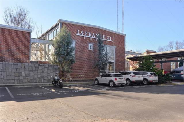 1661 La France Street NE #208, Atlanta, GA 30307 (MLS #6668921) :: The Zac Team @ RE/MAX Metro Atlanta
