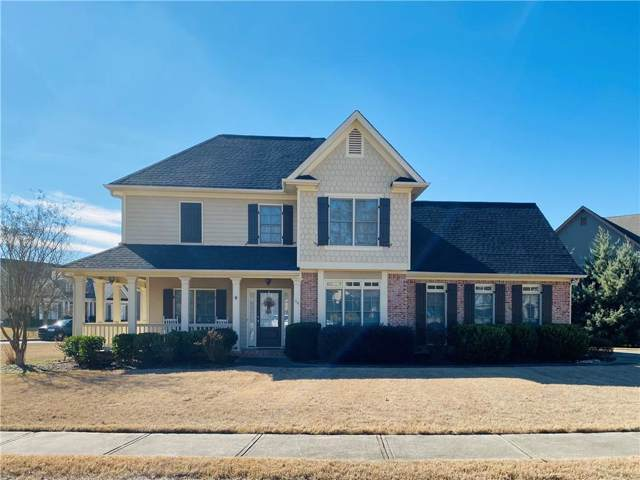 44 Lake Haven Drive, Cartersville, GA 30120 (MLS #6668927) :: North Atlanta Home Team