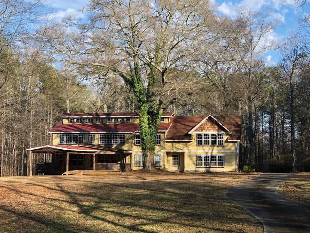 351 Longview Road, Fayetteville, GA 30214 (MLS #6668988) :: The North Georgia Group