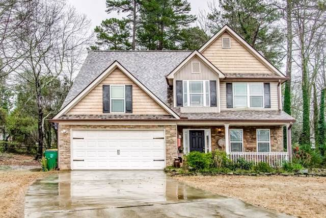 262 Oceanliner Drive, Winder, GA 30680 (MLS #6668991) :: North Atlanta Home Team