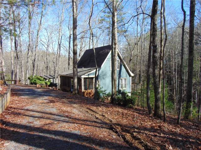 113 Jetty Drive, Ellijay, GA 30540 (MLS #6668993) :: Kennesaw Life Real Estate