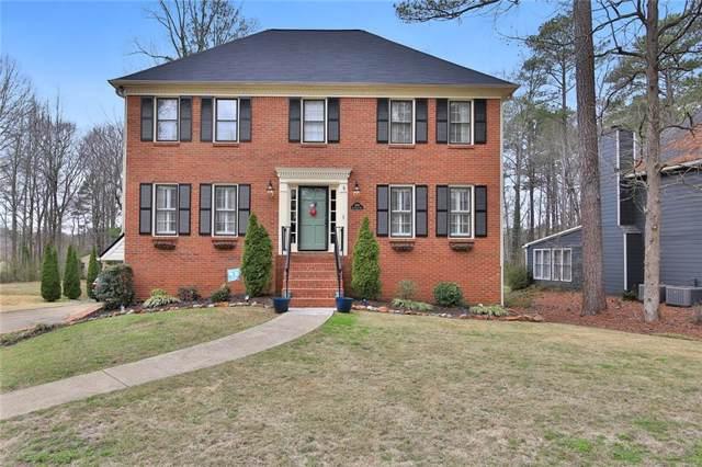 1628 Pine Creek Way, Woodstock, GA 30188 (MLS #6669001) :: Maria Sims Group