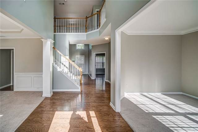 1868 Canoe Ridge NW, Kennesaw, GA 30152 (MLS #6669017) :: Kennesaw Life Real Estate