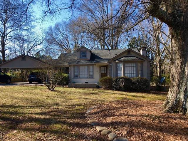 3814 North Avenue, Powder Springs, GA 30127 (MLS #6669019) :: North Atlanta Home Team