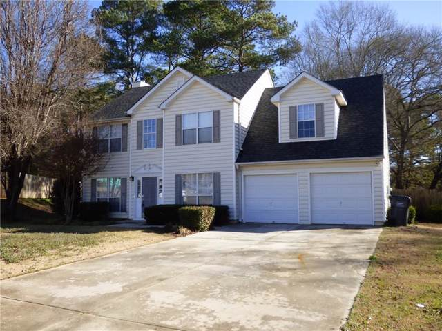 1025 Big Haynes Drive, Grayson, GA 30017 (MLS #6669022) :: North Atlanta Home Team