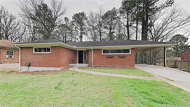 2853 Catalina Drive, Decatur, GA 30032 (MLS #6669030) :: RE/MAX Paramount Properties