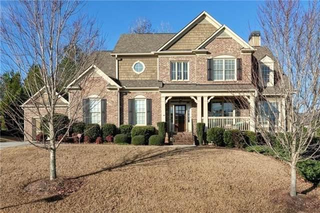 164 Rocky Creek Trail, Woodstock, GA 30188 (MLS #6669078) :: Kennesaw Life Real Estate