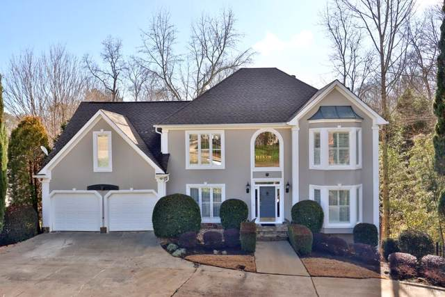 4625 Clary Lakes Drive, Roswell, GA 30075 (MLS #6669080) :: North Atlanta Home Team