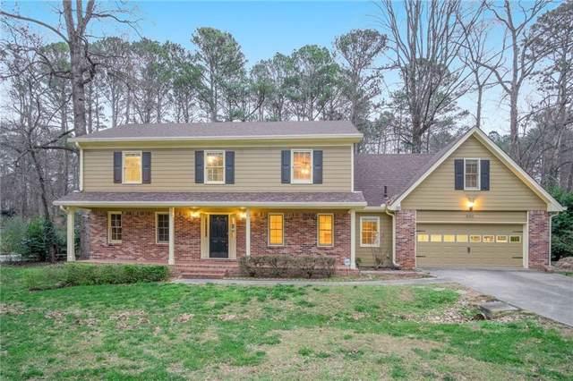 202 Windsong Lane SW, Lilburn, GA 30047 (MLS #6669108) :: North Atlanta Home Team
