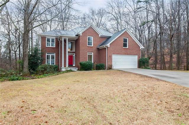 6160 Westminister Green, Suwanee, GA 30024 (MLS #6669121) :: Kennesaw Life Real Estate