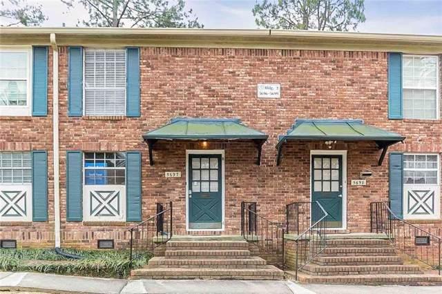 5697 Kingsport Drive #3, Atlanta, GA 30342 (MLS #6669175) :: Kennesaw Life Real Estate