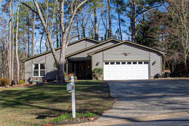 450 Ridgetop Drive NW, Acworth, GA 30102 (MLS #6669178) :: Kennesaw Life Real Estate