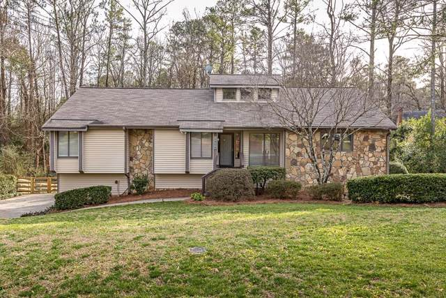 2406 Ashton Woods Court, Marietta, GA 30068 (MLS #6669183) :: The Heyl Group at Keller Williams