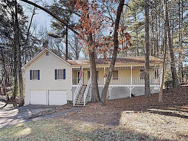 297 N Briar Ridge, Woodstock, GA 30189 (MLS #6669200) :: Kennesaw Life Real Estate