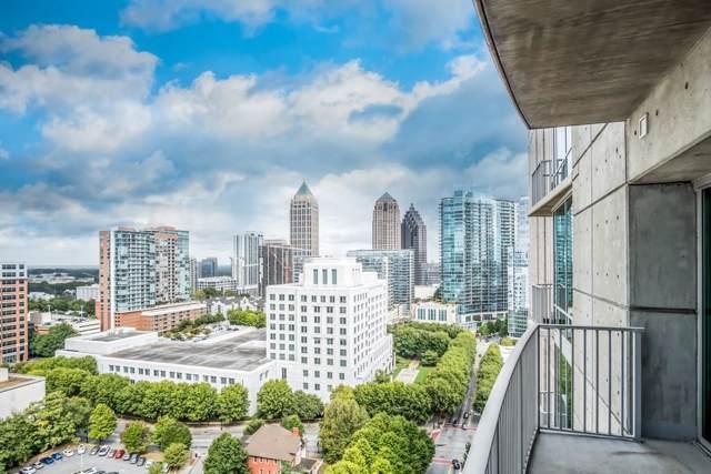 943 Peachtree Street NE #1810, Atlanta, GA 30309 (MLS #6669201) :: North Atlanta Home Team