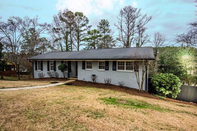 309 E Valley Road NE, Rome, GA 30161 (MLS #6669210) :: North Atlanta Home Team