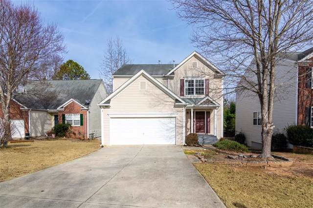 820 Yonah Drive, Canton, GA 30114 (MLS #6669224) :: Maria Sims Group