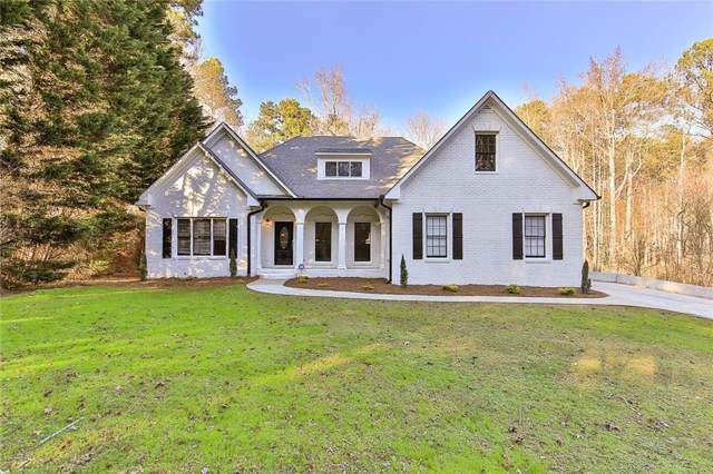 1027 Holland Road, Dallas, GA 30157 (MLS #6669227) :: North Atlanta Home Team