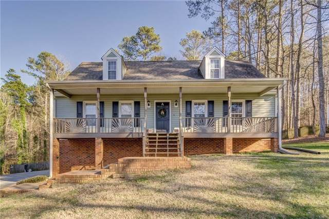 1310 Kensington Lane, Woodstock, GA 30188 (MLS #6669258) :: North Atlanta Home Team