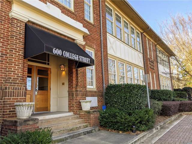 600 College Street #101, Hapeville, GA 30354 (MLS #6669265) :: KELLY+CO
