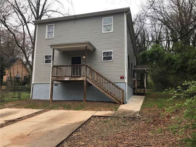 1027 Dovers Alley SW, Atlanta, GA 30310 (MLS #6669298) :: Kennesaw Life Real Estate