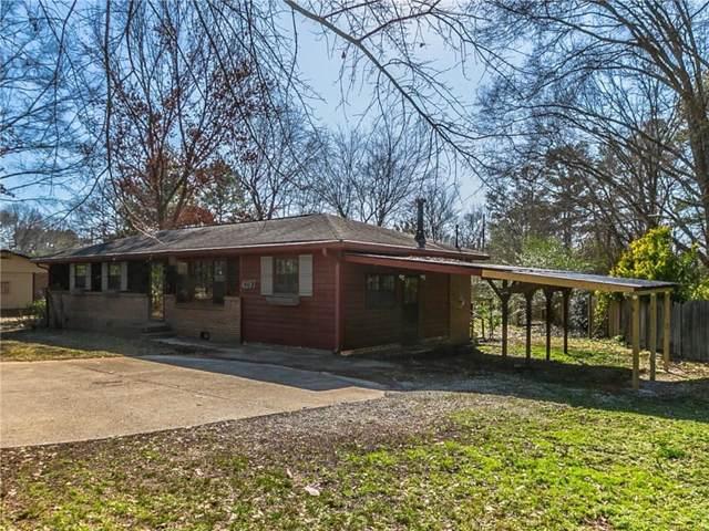 4297 Macedonia Road, Powder Springs, GA 30127 (MLS #6669303) :: Kennesaw Life Real Estate