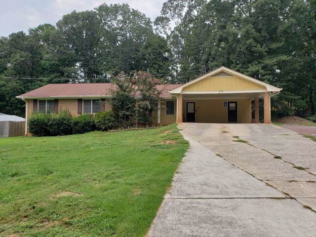 577 Scenic Highway, Lawrenceville, GA 30046 (MLS #6669304) :: North Atlanta Home Team