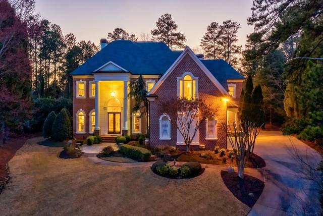 2007 Tavistock Court, Alpharetta, GA 30022 (MLS #6669316) :: North Atlanta Home Team