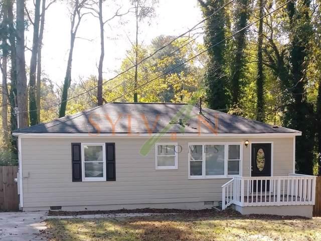 1133 Mable Street SW, Mableton, GA 30126 (MLS #6669357) :: Kennesaw Life Real Estate