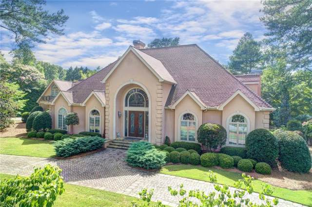 3780 River Mansion Drive, Peachtree Corners, GA 30096 (MLS #6669378) :: North Atlanta Home Team