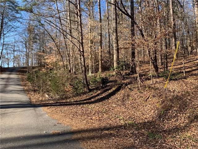 Tract Chestatee Springs Ridge, Dahlonega, GA 30533 (MLS #6669382) :: Rock River Realty