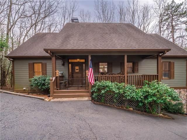 211 Fallen Deer Path, Big Canoe, GA 30143 (MLS #6669404) :: Path & Post Real Estate