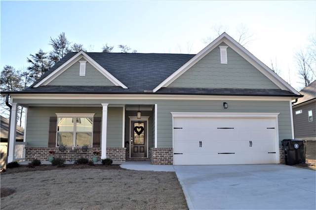 282 Gunier Circle, Dawsonville, GA 30434 (MLS #6669414) :: Path & Post Real Estate