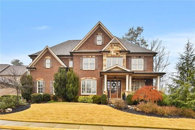 5370 High Point Manor, Atlanta, GA 30342 (MLS #6669447) :: The Zac Team @ RE/MAX Metro Atlanta