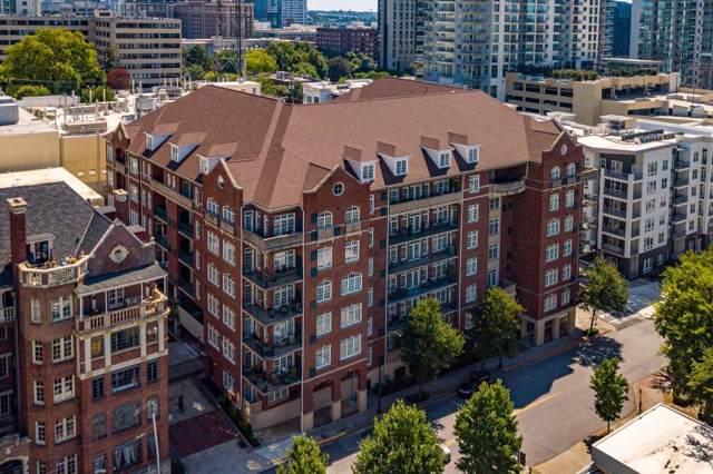 77 Peachtree Place NE #209, Atlanta, GA 30309 (MLS #6669454) :: RE/MAX Prestige