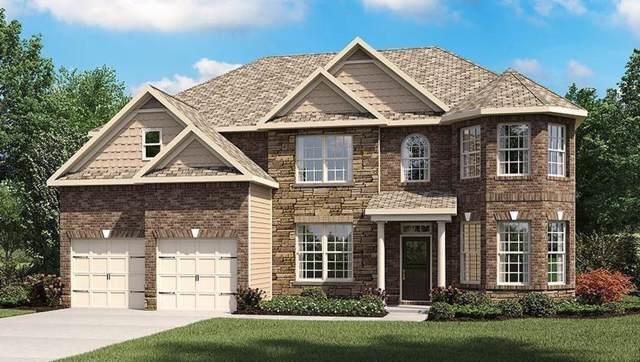 715 Breton Highlands, Fairburn, GA 30213 (MLS #6669462) :: RE/MAX Paramount Properties