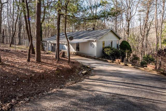 221 Sharpview Trail, Jasper, GA 30143 (MLS #6669464) :: Path & Post Real Estate