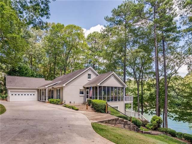 2040 Parks Mill Drive, Greensboro, GA 30642 (MLS #6669481) :: The Cowan Connection Team