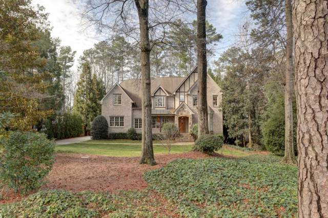 3000 Mabry Road NE, Brookhaven, GA 30319 (MLS #6669482) :: The Butler/Swayne Team