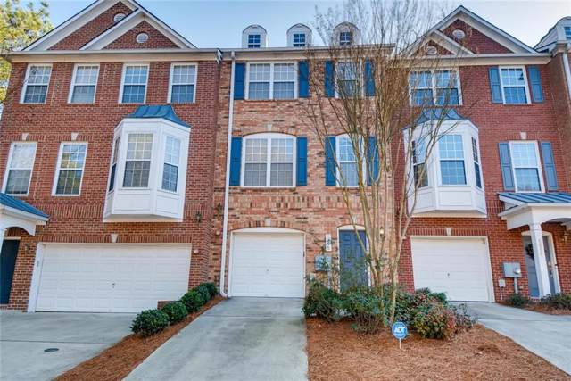 1818 Dunrobin Drive SE #35, Smyrna, GA 30082 (MLS #6669490) :: Kennesaw Life Real Estate