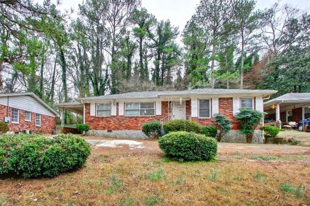 1901 Windsor Drive SW, Atlanta, GA 30311 (MLS #6669497) :: Team RRP | Keller Knapp, Inc.