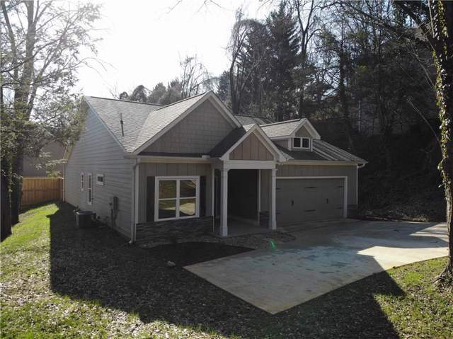 148 Arcadia Street, Dahlonega, GA 30533 (MLS #6669514) :: Rock River Realty